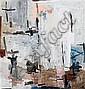 John Passmore , Australian 1904 - 1984 LANDSCAPE Oil on composition board   , John Passmore, Click for value