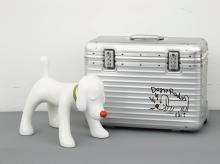 NARA YOSHITOMO | Doggy Radio x Rimowa