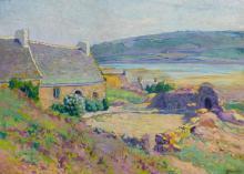 PAUL MADELINE | La ferme des hortensias, Le Diben