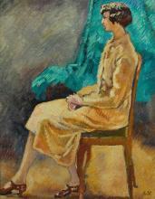 LOUIS VALTAT | Madame Zette Dupont