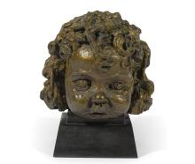 SIR JACOB EPSTEIN | Girl with Curls