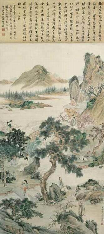 FENG CHAORAN 1882-1954