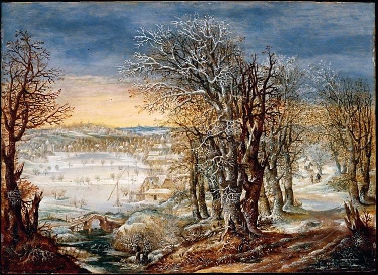 DENIJS VAN ALSLOOT BRUSSELS BEFORE 1573 - 1625/1626