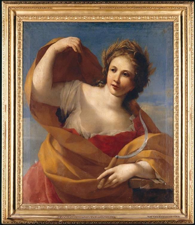 GIOVANNI FRANCESCO ROMANELLI VITERBO CIRCA 1610 - 1662