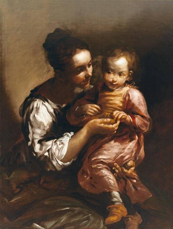 GIUSEPPE MARIA CRESPI BOLOGNA 1665 - 1747