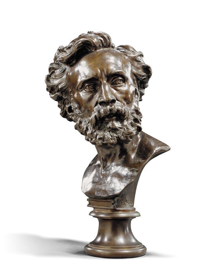 f - AIMÉ-JULES DALOU FRENCH, 1838-1902