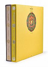 BSOD NAMS RGYA MTSHO. ED. MUSASHI TACHIKAWA AND YONESUKO HIGASHI. <EM>TIBETAN MANDALAS: THE NGOR COLLECTION</EM>. TOKYO: KODANSHA, 1983. | bSod nams rgya mtsho. Ed. Musashi Tachikawa and Yonesuko Higashi. <em>Tibetan Mandalas: The Ngor Collection</em>. Tokyo: Kodansha, 1983.