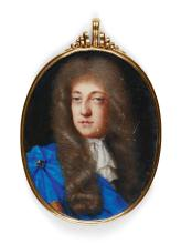 NICHOLAS DIXON | Portrait of a gentleman, traditionally identified as James, 2<sup>nd</sup> Marquess of Douglas (1646-1700)