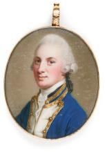 JOHN SMART | Portrait of the Hon. John Ruthven (1743-1771)