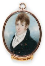 NATHANIEL PLIMER | Portrait of Alexander Hepburn Murray Belsches of Invermay and Balmanna Castle (1778-1864)
