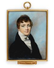 GEORGE ENGLEHEART | Portrait of George Forbes (1790-1857)