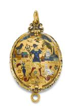 PROBABLY SCOTTISH, CIRCA 1570-1580   The Fettercairn Jewel