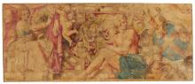 FLORENTINE SCHOOL, LATE 16TH CENTURY | Decorative frieze