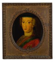 SCOTTISH SCHOOL   Portrait of Charles Edward Stuart, known as Bonnie Prince Charlie (1720-1788), circa 1800.
