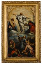 MANNER OF TIZIANO VECELLIO, CALLED TITIAN   The Transfiguration
