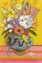DAVID MCCLURE 1926-1998 FLOWERS, A BURST OF COLOUR, David McClure, Click for value