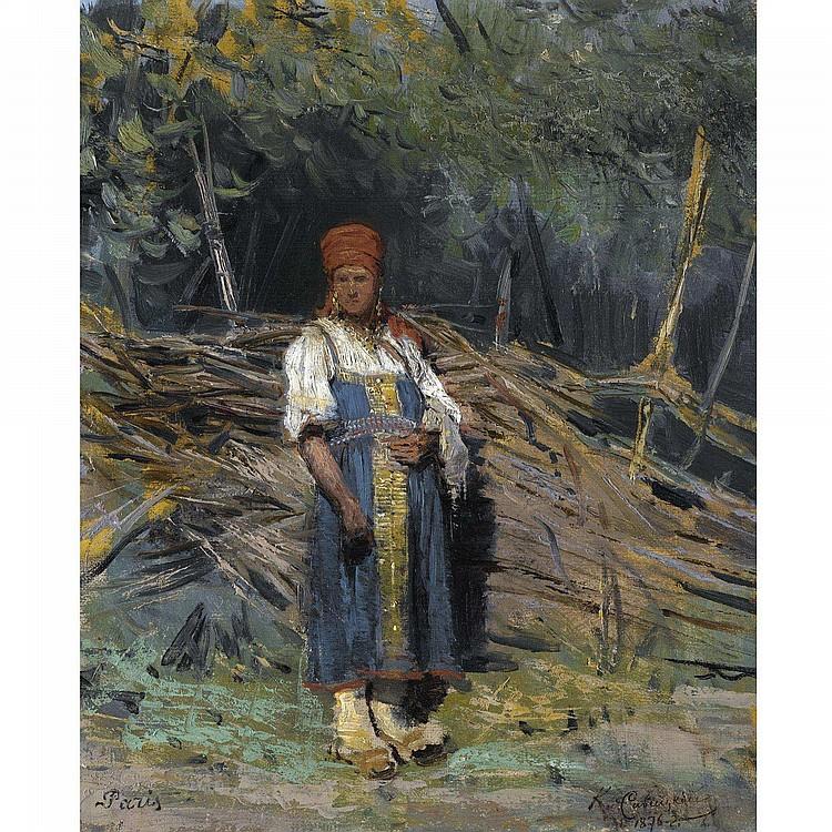 KONSTANTIN APOLLONOVICH SAVITSKY