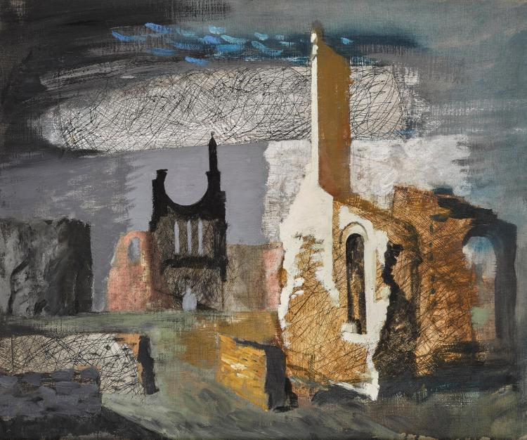JOHN PIPER C.H. | Byland Abbey