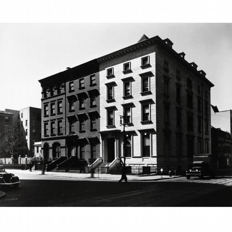 BERENICE ABBOTT 1898-1991 'BERENICE ABBOTT'S NEW YORK'