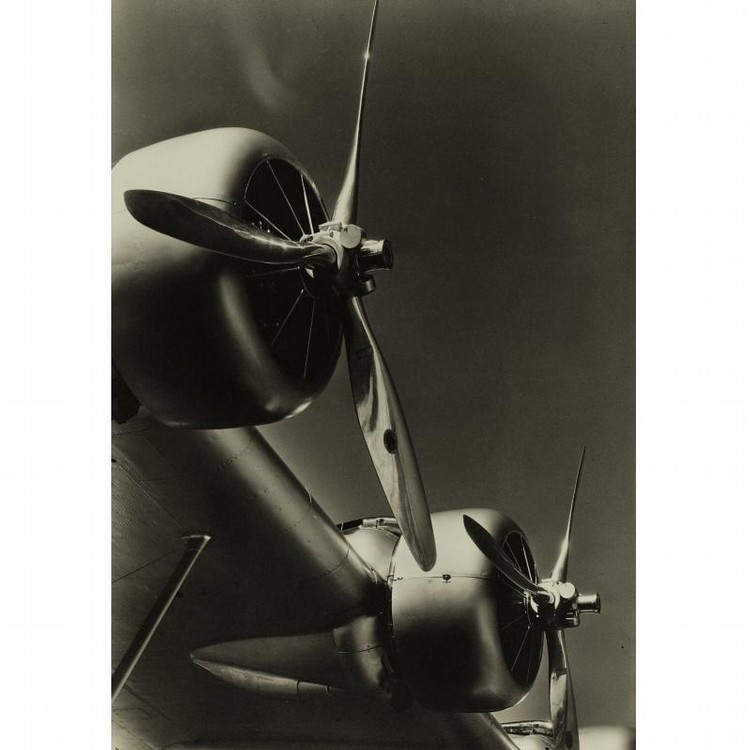 MARGARET BOURKE-WHITE 1904-1971 SIKORSKY ENGINE