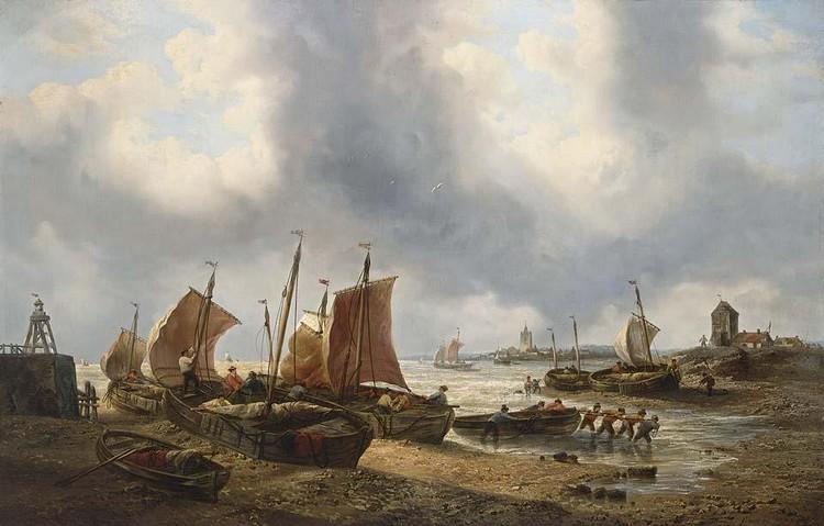 f - FRANÇOIS ETIENNE MUSIN BELGIAN, 1820-1888