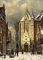 WILLEM KOEKKOEK DUTCH, 1839-1895, Willem Koekkoek, Click for value