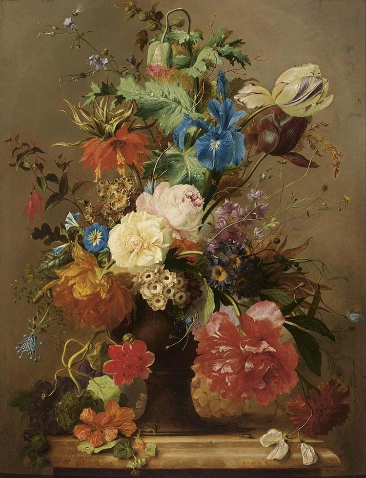 GREGORIUS JACOBUS JOHANNES VAN OS DUTCH, 1782-1861