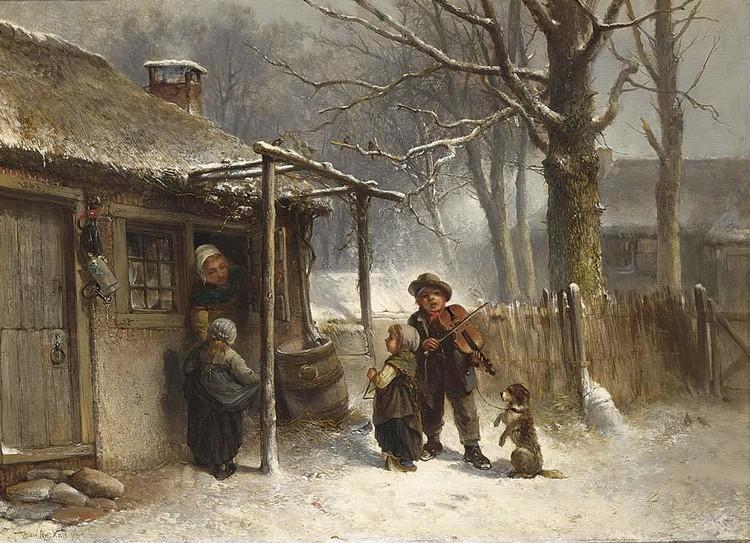 MARI TEN KATE DUTCH, 1831-1910