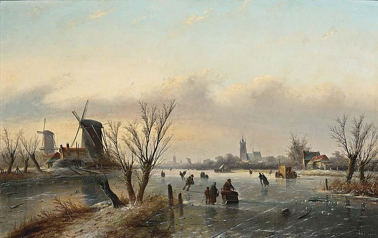 JAN JACOB COENRAAD SPOHLER DUTCH, 1837-1923