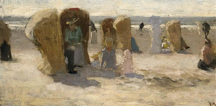 FLORIS ARNTZENIUS DUTCH, 1864-1925