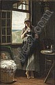 DAVID ADOLPHE CONSTANT ARTZ DUTCH, 1837-1890, Adolphe Artz, Click for value