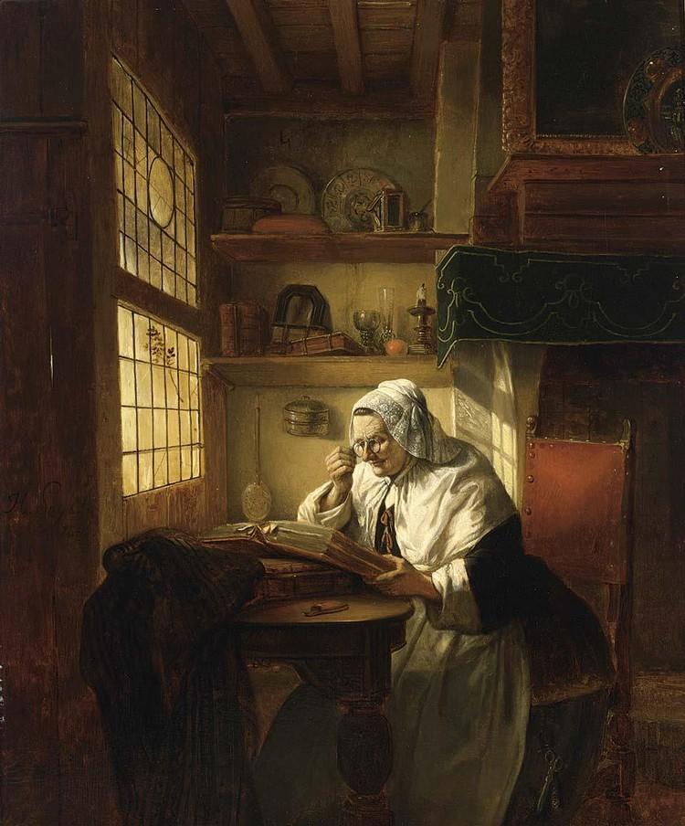 BARON HENDRIK LEYS BELGIAN, 1815-1869