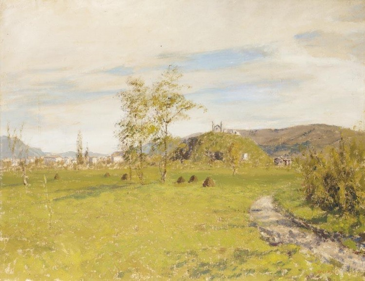 LUIGI ZAGO (VILLAFRANCA VERONESE 1894 - BUENOS AIRES 1952)
