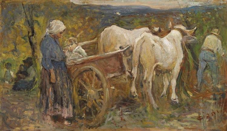 CESARE CIANI (FIRENZE 1854 - 1925)