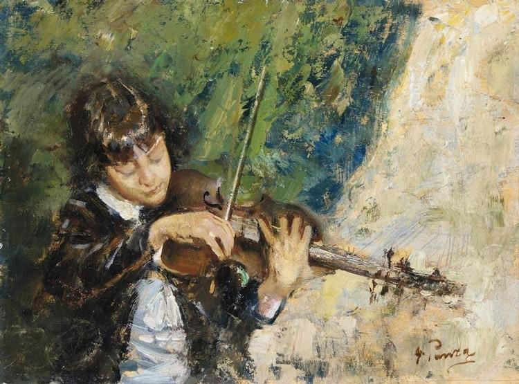 GIOVANNI PANZA (MISENO 1894 - NAPOLI 1989)