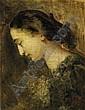 TRANQUILLO CREMONA (PAVIA 1837 - MILANO 1878), Tranquillo Cremona, Click for value
