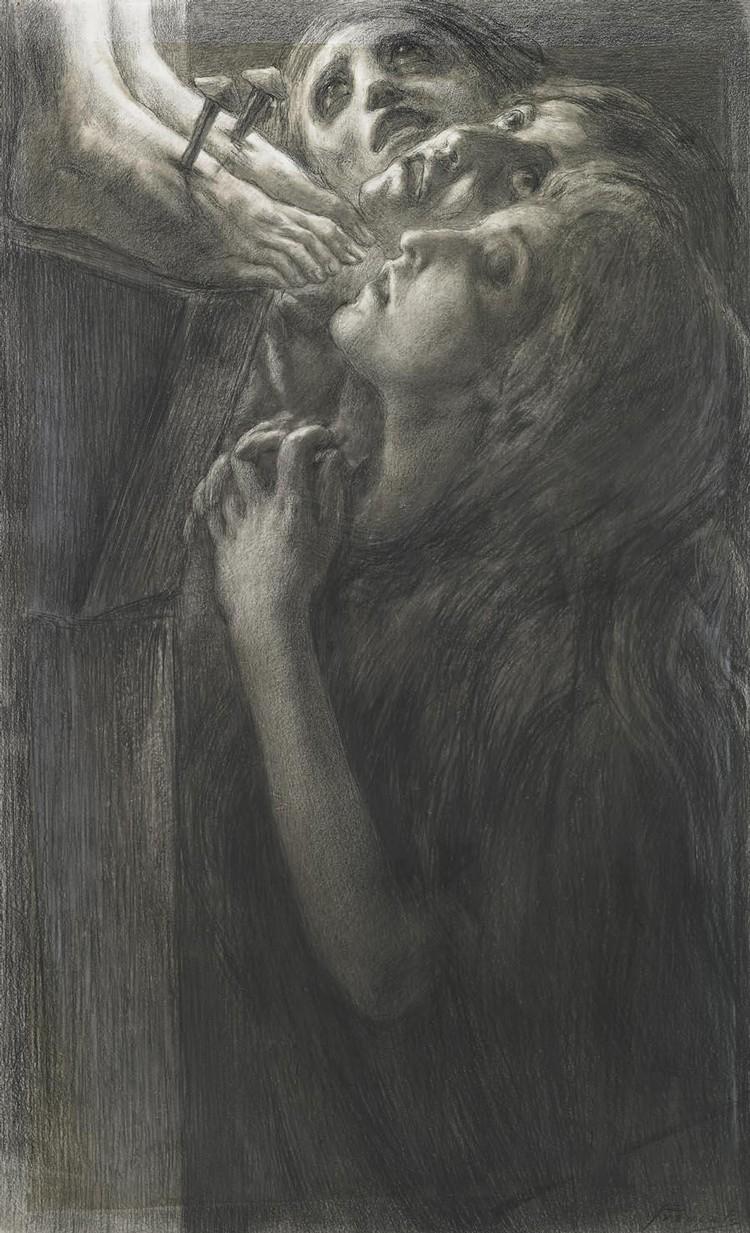 GAETANO PREVIATI (FERRARA 1852 - LAVAGNA 1920)