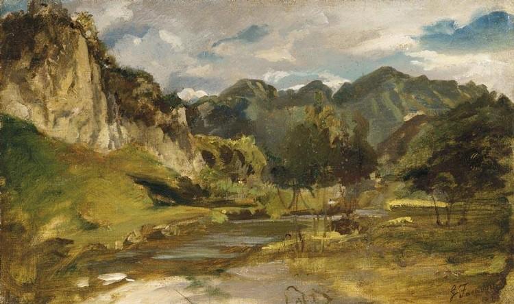 GAETANO FASANOTTI (MILANO 1831 - 1882)