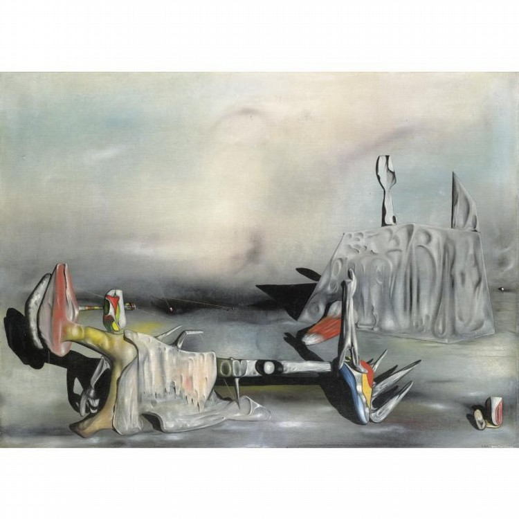 f - YVES TANGUY