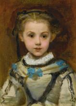PAUL BAUDRY   Portrait of Guillemette de Lareinty