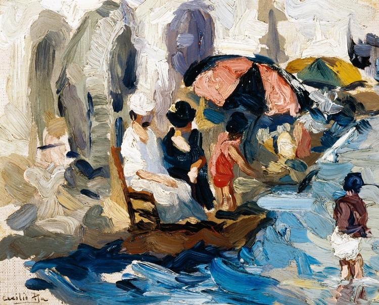 CECILIO PLA VALENCIA 1860-MADRID 1934