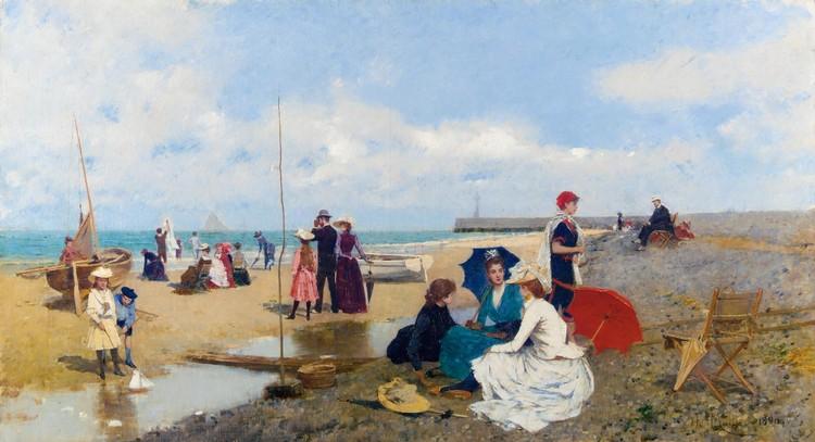 f - FRANCISCO MIRALLES VALENCIA 1848-BARCELONA 1901