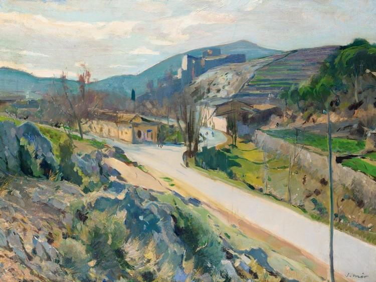 JOAQUÍN MIR BARCELONA 1873-1940