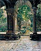 SANTIAGO RUSIÑOL BARCELONA 1861-ARANJUEZ 1931, Santiago Rusinol, Click for value
