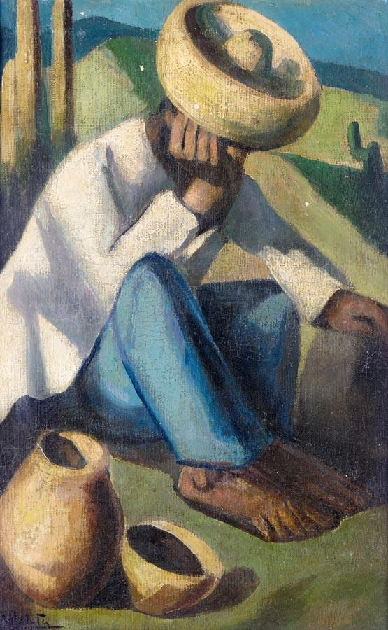 AURELIO ARTETA BILBAO 1879-MEXICO 1940