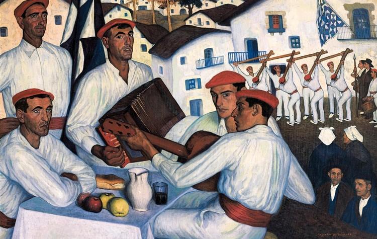 VALENTÍN DE ZUBIAURRE MADRID 1879-1963