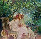 f - GASTON DE LA TOUCHE FRENCH, 1854-1913, Gaston La Touche, Click for value