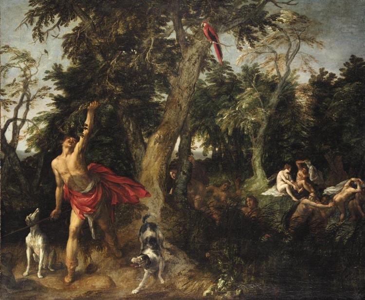 DAVID COLIJNS ROTTERDAM 1582 - 1664 AMSTERDAM