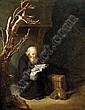 f - ABRAHAM DE PAPE LEIDEN CIRCA 1620 - 1666