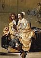 JACOB DUCK UTRECHT (?) CIRCA 1600 - 1667, Jacob Duck, Click for value